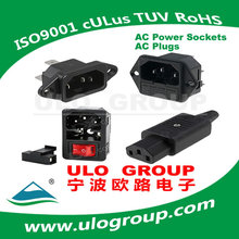 Good Quality Best Sell Power Supply 3 Pin Ac Power Socket Manufacturer & Supplier - ULO Group