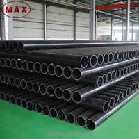 200 MM Top Quality Collapsible PVC Pipe/ PVC Plastic Pipes Prices