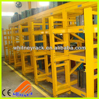 industrial mold rack system,drawer mold rack,plastic clothes rack mold