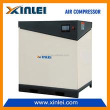 AC power XLAM30A-A7 380v 50hz 10bar 8bar stationary 22kw 30hp electric direct driven screw air compressor