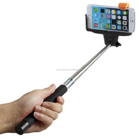 (sl)Hot sale New Handheld Extendable Self Protrait Stick Tripod Monopod Stick Selfie Stick For Cell phone