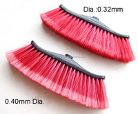 HQ8896 with varnished wooden handle indoor broom for Chile market