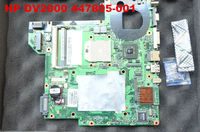 Wholesale 447805-001 for HP DV2000 laptop motherboard.Brand new.Update graphics