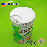 Highlight MS005L EAS alarming security tag, plastic milk can safer, milk can cover