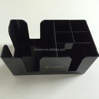 whole smooth napkin holder, straw holder,bar caddy; bar organizer