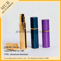various of color can be customized bottle aluminum wholesale