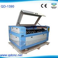 co2 laser cutter price cnc laser cutting for wood QD-1390 mdf laser cutter