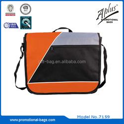 Polyester Messenger Computer Bag