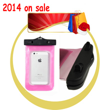 lanyard cellphone waterproof case