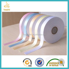 Huzhou 2015 Hot Sales Wholesale Polyester Satin Ribbon