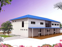 Pefabricated house mobile house Container house