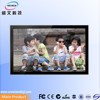 kiosk design for malls lcd player wall mounted touch screen pc