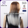 10 years manufacturer women wonderful cyprus lilac clip in hair extensions