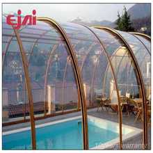 Long Lifetime Solid Polycarbonate sheet with UV Blocking