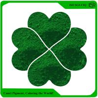 Green Iron oxide color artist pigments for porcelain