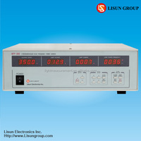 HFP-800 High Frequency Power Supply can work with LPS-3 and RB-3 used to test the Frequency Fluorescent Lamp like T5 Tube