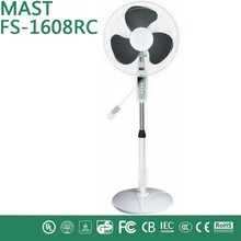 jet fan ceiling with light and controler-hot new products for 2015/ stand fan /12v dc motor