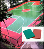 sports badminton court indoor outdoor court, synthetic for volleyball court, flooring used basketball court