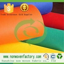 100%polypropylene Non woven Felt Fabric Roll