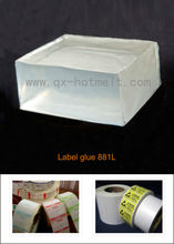 cheshire high quality label adhesive for mineral bottle