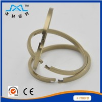 Standard and non-standard replacing brass piston rings for excavator