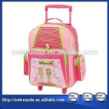 Customized designed school bag raw material