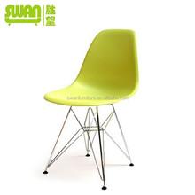 2039 popular design eames armless plastic chair