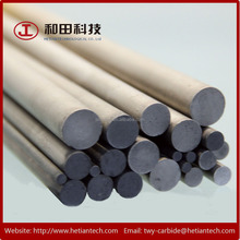 Jinlei 330mm length ungrinding 10% CO content tungsten carbide rod suitable for solid carbide end mill