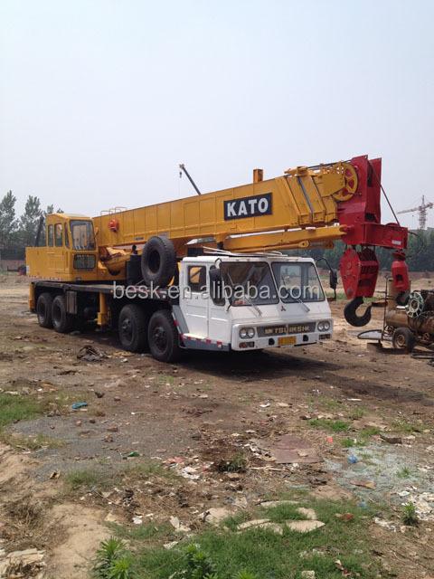Mobile Crane Kato 20 Ton : Kato nk e v truck crane t
