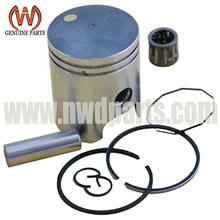 Motorcycle piston kits with needle bearing for YAMAHA PW50