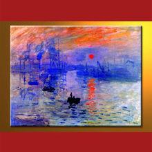 Wholesale Handmade Sea Scenery Art Painting