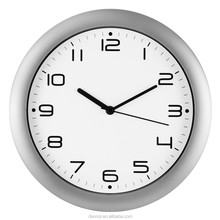 home decor wholesalers plastic wall clock new promotion ideas