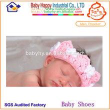 de alta calidad de bebé hecha a mano bandas para la cabeza