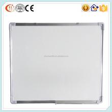 Magnetic school teaching white board magnetic dry wipe writing white board