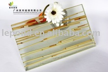 artistic laminated glass