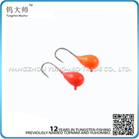 2015 Hot Selling Wholesale Tungsten Ice Fishing Jigs