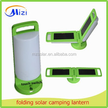 2015 hot sale solar led lantern with mobile phone charger/rechargeable solar lantern for ourdoor activitics