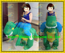 Hot sale high quality Attractive amusement waterproof adult inflatable dinosaur costume for sale