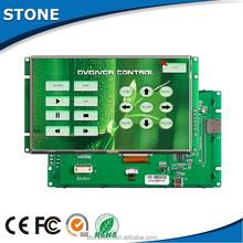 industrial monitor terminal dot matrix screen meter touch display