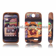 Soft TPU anime phone case for apple iphone5