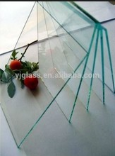 High Quality 10,12MM Thick Clear Tempered Glass (Factory Directly)
