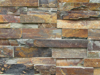 China Best Manufacture Natural Slate Stacked Stone