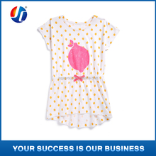 Colored Points Promotional Tshirts Cute Girls Tshirt