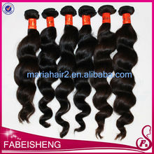 brazilian beach vergin super wave hair weaving peruvian loose natural wave hair