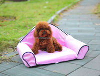 Wholesale luxury high back pet sofa bedding