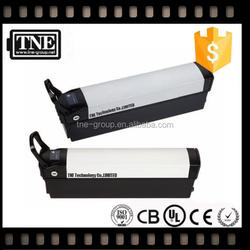 2 year warranty! Japan engineer OEM factory e-bike battery 36volt lithium battery pack 36v battery bottle Case,BMS and Charger