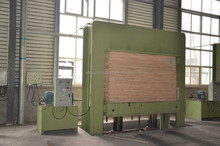 plywood colding machine,pre-press machine,plywood making machine,wood veneer pre-press machine
