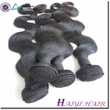 Hot Selling!!!Christmas Promotion 8 Inch Virgin Remy Brazilian Hair Weft Hair Bundle