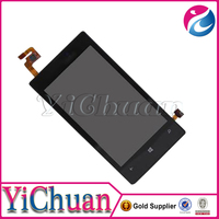 For Nokia Lumia 520 N520 Touchscreen Digitizer Touch Panel LCD Display Screen
