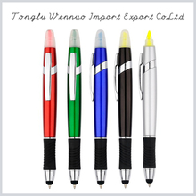 China manufacture professional highlighter ballpen